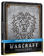 WARCRAFT 3D + 2D Steelbook™ Limited Collector's Edition + Gift Steelbook's™ foil (Blu-ray 3D + Blu-ray)