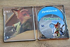 Zootopia 3D + 2D Steelbook™ Limited Collector's Edition + Gift Steelbook's™ foil