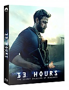 FAC #39 13 HOURS: The Secret Soldiers of Benghazi FULLSLIP + LENTICULAR MAGNET Steelbook™ Limited Collector's Edition - numbered + Gift Steelbook's™ foil (2 Blu-ray)