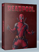 FAC #48 DEADPOOL FullSlip + Lenticular Magnet EDITION 1 Steelbook™ Limited Collector's Edition - numbered (Blu-ray)