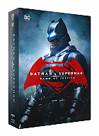 FAC --- BATMAN v SUPERMAN: Dawn of Justice EDITION 1 3D + 2D Steelbook™ Extended cut Limited Collector's Edition - numbered (Blu-ray 3D + 2 Blu-ray)