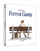 FORREST GUMP Steelbook™ Limited Collector's Edition + Gift Steelbook's™ foil (Blu-ray + DVD)