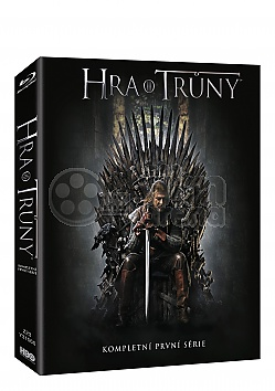Game of Thrones: The Complete First Season Collection Viva pack
