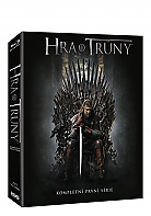 Game of Thrones: The Complete First Season Collection Viva pack (5 Blu-ray)