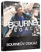 THE BOURNE LEGACY Steelbook™ Limited Collector's Edition + Gift Steelbook's™ foil (Blu-ray)