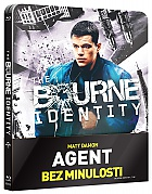 THE BOURNE IDENTITY Steelbook™ Limited Collector's Edition + Gift Steelbook's™ foil (Blu-ray)