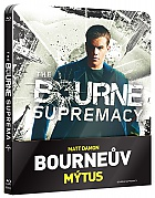 THE BOURNE SUPREMACY Steelbook™ Limited Collector's Edition + Gift Steelbook's™ foil (Blu-ray)