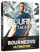 THE BOURNE ULTIMATUM Steelbook™ Limited Collector's Edition + Gift Steelbook's™ foil (Blu-ray)