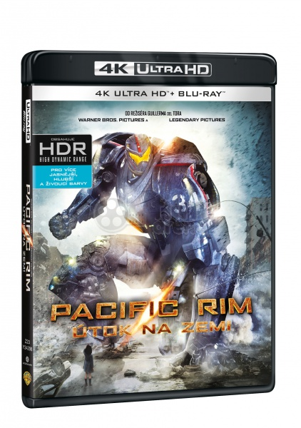 pacific rim 4k ultra hd 2 blu ray. Black Bedroom Furniture Sets. Home Design Ideas