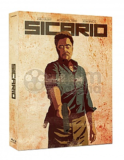 FAC #35 SICARIO WEA FullSlip EDITION #4 unnumbered edition Steelbook™ Limited Collector's Edition + Gift Steelbook's™ foil