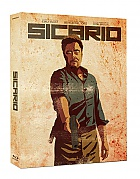 FAC #35 SICARIO WEA FullSlip EDITION #4 unnumbered edition Steelbook™ Limited Collector's Edition + Gift Steelbook's™ foil (Blu-ray)