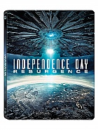 INDEPENDENCE DAY: Resurgence 3D + 2D Steelbook™ Limited Collector's Edition + Gift Steelbook's™ foil (Blu-ray 3D + Blu-ray)