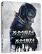 X-MEN: Apocalypse 3D + 2D Steelbook™ Limited Collector's Edition + Gift Steelbook's™ foil (Blu-ray 3D + Blu-ray)