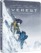 EVEREST 3D + 2D Steelbook™ Limited Collector's Edition + Gift Steelbook's™ foil (Blu-ray 3D + Blu-ray)