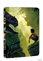 THE JUNGLE BOOK 3D + 2D Steelbook™ Limited Collector's Edition + Gift Steelbook's™ foil (Blu-ray 3D + Blu-ray)