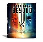 STAR TREK BEYOND 3D + 2D Steelbook™ Limited Collector's Edition + Gift Steelbook's™ foil (Blu-ray 3D + Blu-ray)