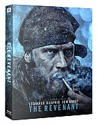FAC #42 THE REVENANT E2 JOHN FITZGERALD FullSlip + Lenticular Magnet Steelbook™ Limited Collector's Edition - numbered + Gift Steelbook's™ foil (Blu-ray)