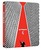 HITMAN: Agent 47 Steelbook™ Limited Collector's Edition + Gift Steelbook's™ foil (Blu-ray)