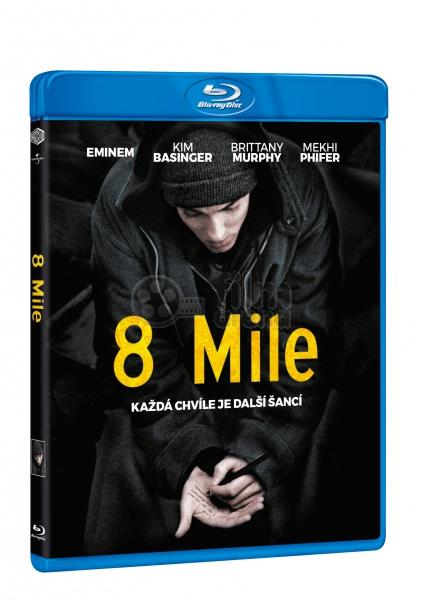 8 Mile Blu Ray
