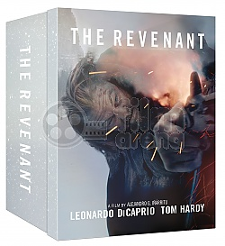 FAC #42 THE REVENANT E3 (Double Pack E1 + E2) MANIACS COLLECTOR'S BOX #3 Steelbook™ Limited Collector's Edition - numbered + Gift Steelbook's™ foil
