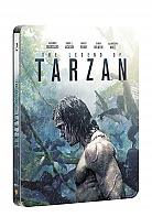THE LEGEND OF TARZAN 3D + 2D Steelbook™ Limited Collector's Edition + Gift Steelbook's™ foil (Blu-ray 3D + Blu-ray)