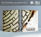 FAC #43 MAZE RUNNER: The Scorch Trials FullSlip EDITION 1 Steelbook™ Limited Collector's Edition + Gift Steelbook's™ foil (Blu-ray)