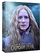 FAC #44 CRIMSON PEAK FullSlip + Lenticular Magnet Steelbook™ Limited Collector's Edition - numbered (Blu-ray)