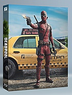 FAC #48 DEADPOOL Lenticular FullSlip EDITION 2 Steelbook™ Limited Collector's Edition - numbered (Blu-ray)