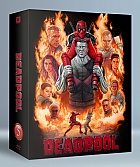 FAC #48 DEADPOOL HARDBOX FullSlip (Double Pack E1 + E2) EDITION 3 Steelbook™ Limited Collector's Edition - numbered (2 Blu-ray)