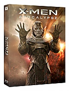 FAC #47 X-MEN: Apocalypse FULLSLIP + Lenticular Magnet 3D + 2D Steelbook™ Limited Collector's Edition - numbered (Blu-ray 3D + Blu-ray)