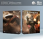 FAC #47 X-MEN: Apocalypse FULLSLIP + Lenticular Magnet 3D + 2D Steelbook™ Limited Collector's Edition - numbered