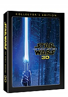 Star Wars: The Force Awakens 3D + 2D Digipack Collector's Edition (Blu-ray 3D + 2 Blu-ray)