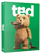 FAC #45 TED FullSlip Steelbook™ Limited Collector's Edition - numbered (Blu-ray)