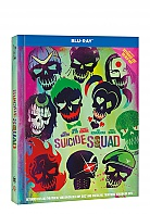 SUICIDE SQUAD DigiBook Extended cut Limited Collector's Edition (2 Blu-ray)