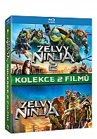 Teenage Mutant Ninja Turtles Collection (2 Blu-ray)