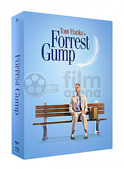 FAC #138 FORREST GUMP FULLSLIP XL + Lenticular magnet EDITION #1 Steelbook™ Limited Collector's Edition - numbered