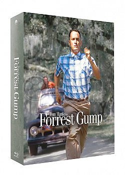 FAC #138 FORREST GUMP Lenticular 3D FULLSLIP XL EDITION #2 Steelbook™ Limited Collector's Edition - numbered