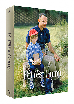 FAC #138 FORREST GUMP Double 3D Lenticular FullSlip XL EDITION #3 Steelbook™ Limited Collector's Edition - numbered