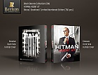 BLACK BARONS #3 HITMAN: Agent 47 FullSlip + Booklet + Comics + Collectible Cards Steelbook™ Limited Collector's Edition - numbered (Blu-ray)