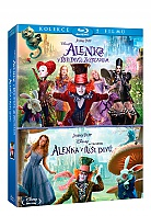 Alice in Wonderland Collection (2 Blu-ray)