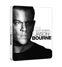 JASON BOURNE Steelbook™ Limited Collector's Edition + Gift Steelbook's™ foil