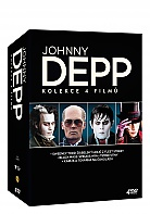 JOHNNY DEPP Collection (4 DVD)
