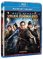 The Great Wall 3D + 2D (Blu-ray 3D + Blu-ray)