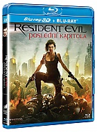 Resident Evil: The Final Chapter 3D + 2D (Blu-ray 3D + Blu-ray)