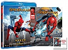 SPIDER-MAN: Homecoming + COMIC BOOK (Blu-ray)