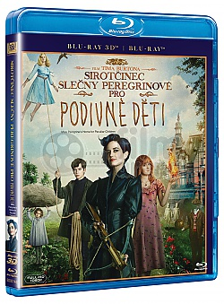 Miss Peregrine's Home for Peculiar Children 3D + 2D