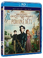 Miss Peregrine's Home for Peculiar Children 3D + 2D (Blu-ray 3D + Blu-ray)
