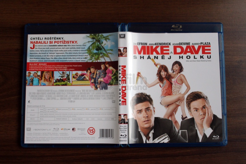 a192f0f5d Mike and Dave Need Wedding Dates (Blu-ray)