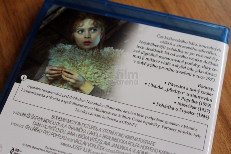 Three Wishes For Cinderella Digitally Restored Version