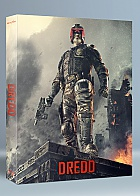FAC #50 DREDD FullSlip EDITION 4 3D + 2D Steelbook™ Limited Collector's Edition - numbered (Blu-ray 3D + Blu-ray)